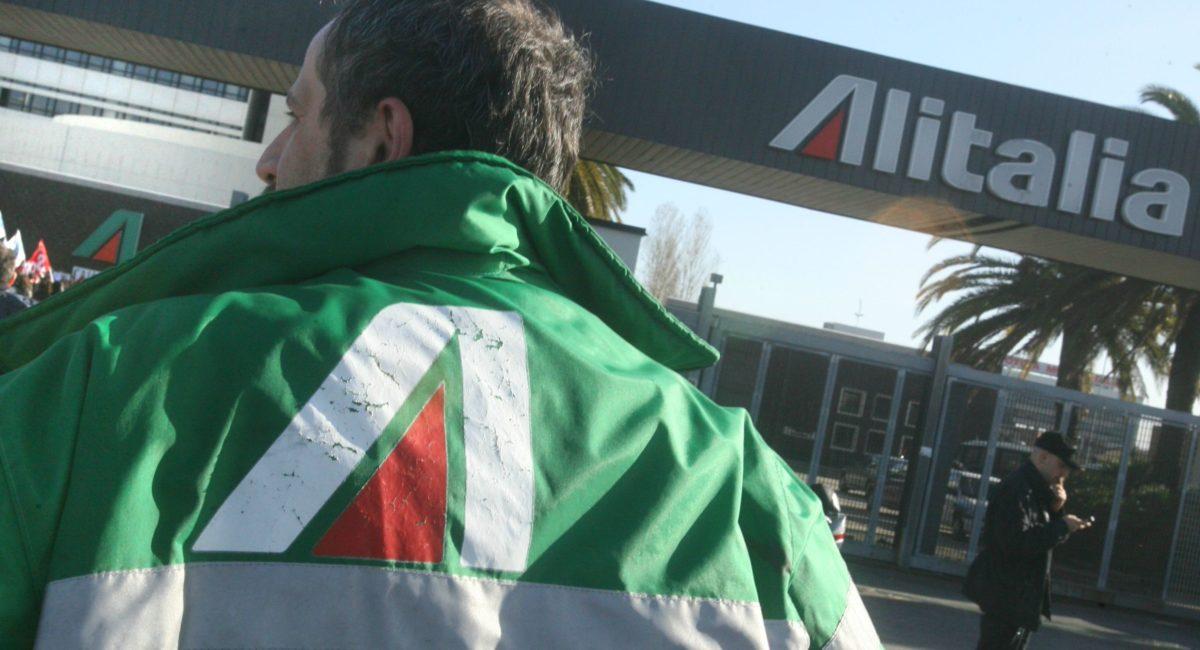 La favola di Alitalia