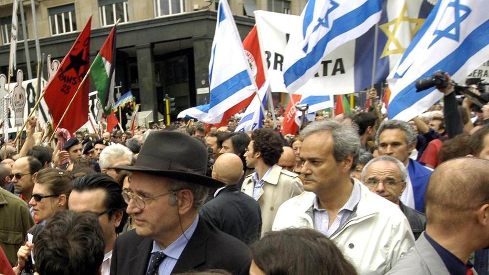 25 Aprile 2017: l'errore politico della Comunità Ebraica di Roma di non sfilare con i palestinesi e l'Anpi