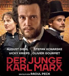 """Der junge Karl Marx"": Raoul Peck dirige una biografia marxiana elegante e anti-seriosa"