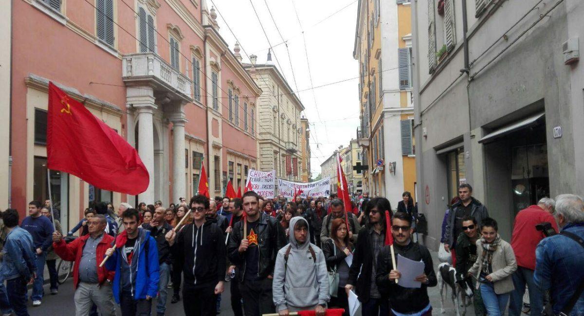 25 aprile: proseguire il percorso iniziato dai partigiani!