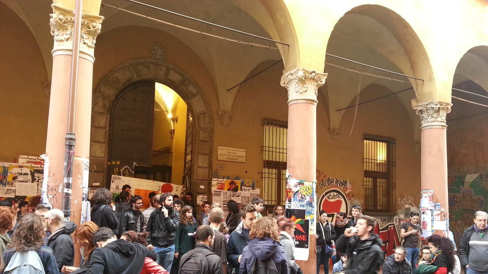 La Bologna studentesca poteva essere l'avanguardia