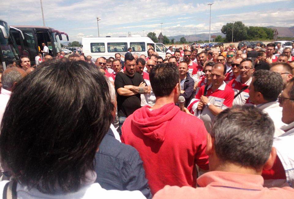 [Ultim'ora] Grande segnale dagli operai FCA di Pomigliano: riprendono gli scioperi!