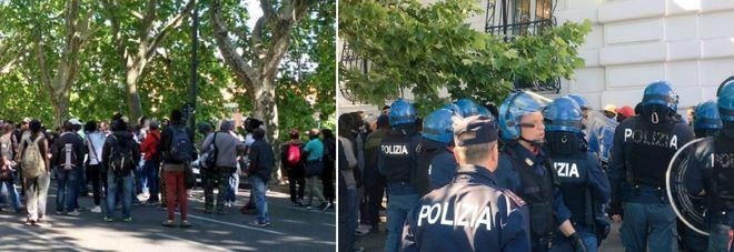 [ULTIM'ORA] Retata contro gli ambulanti a Roma, muore un senegalese