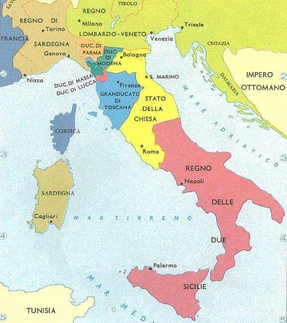 Sull'Unità d'Italia e le violenze subite dai contadini del sud