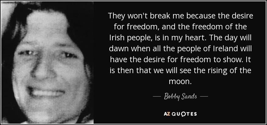Così morì Bobby Sands