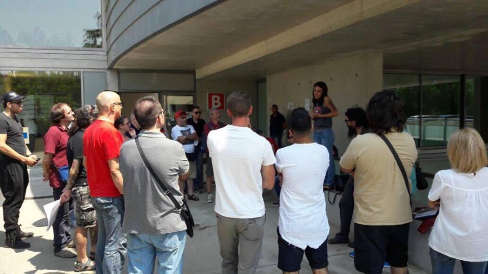 FIOM Bergamo: un lavoratore penalizzato perché…. ha scioperato!