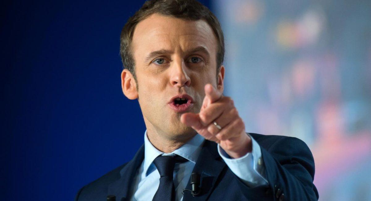 Vince Macron: l'unica vittoria si conquista sulla strada