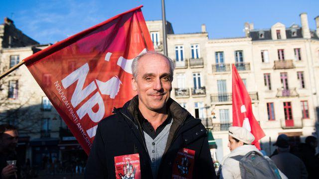 """Intervista a Poutou: """"L'Anti Macron. Il mondo alla rovescia di Philippe Poutou"""""""