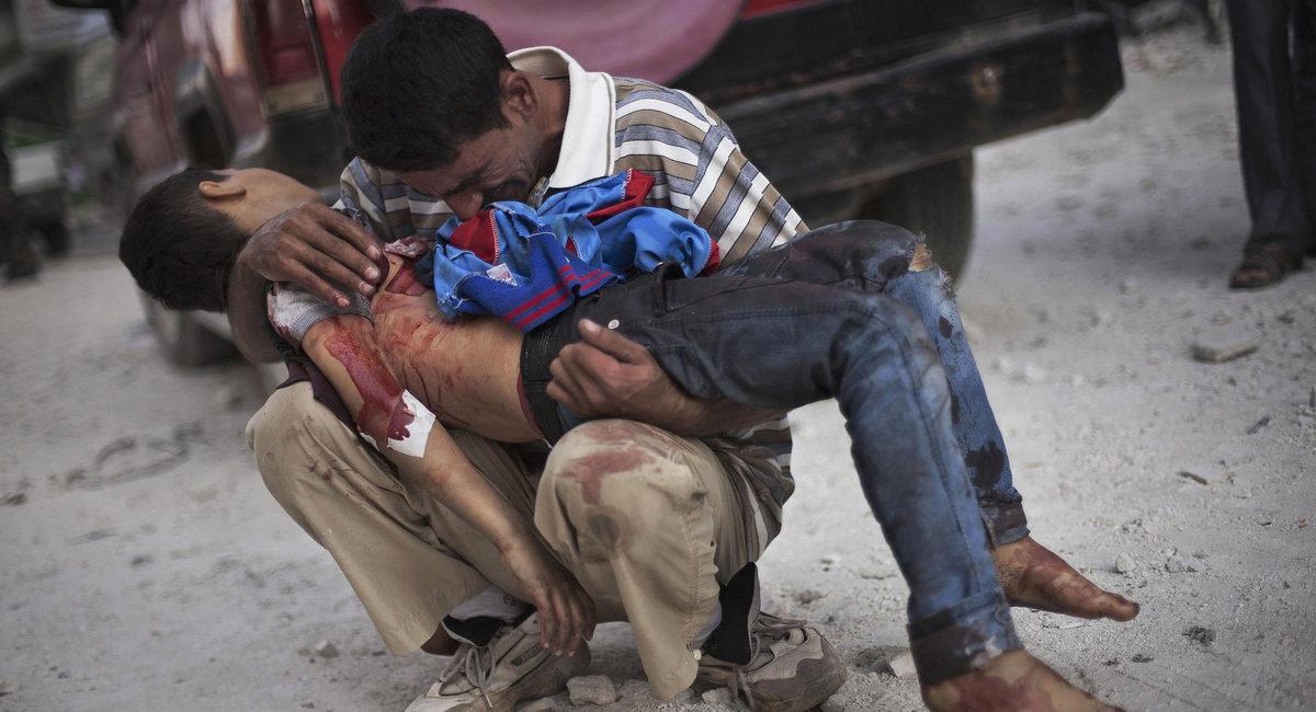 La Guerra e i Bambini: la prima innocente, i secondi colpevoli