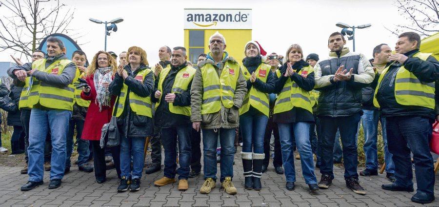Amazon: il gigante sulle spalle di migliaia di schiavi