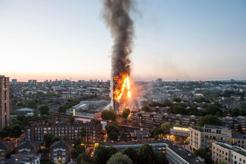 Un fiore di odio per i nostri fratelli londinesi