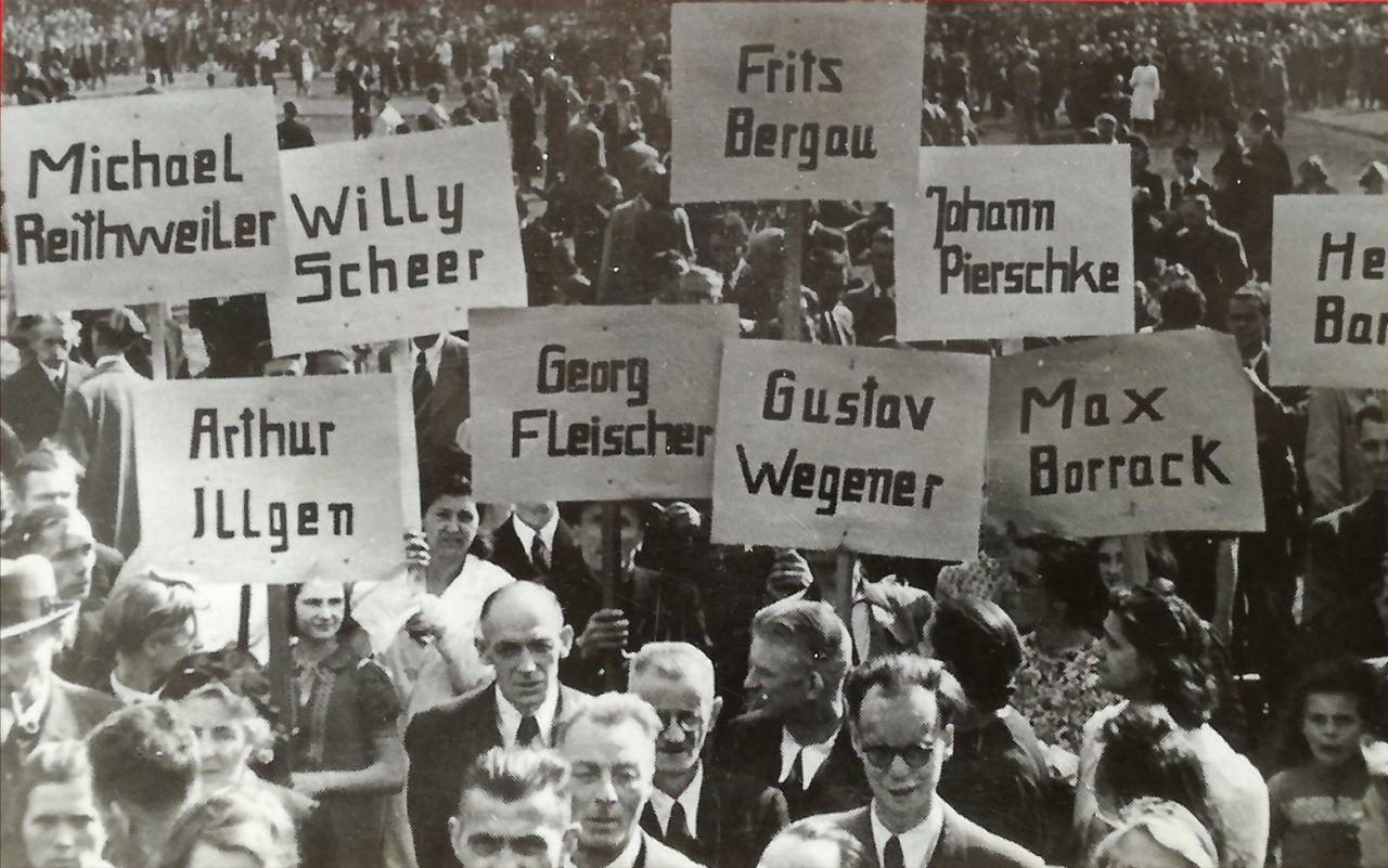 Resistenza operaia a Berlino (1942-1945)