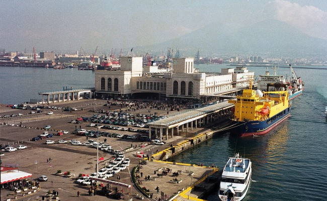 Continuano le mobilitazioni al Porto di Napoli