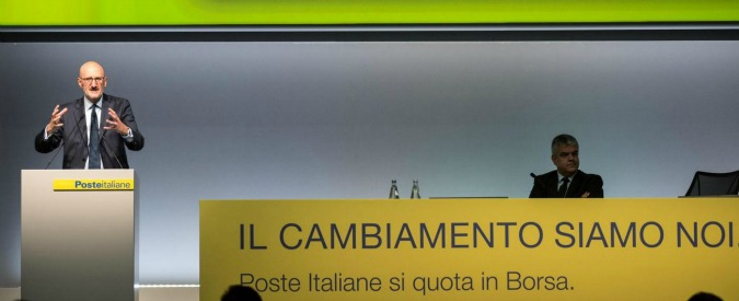 Dove porta la privatizzazione di Poste Italiane