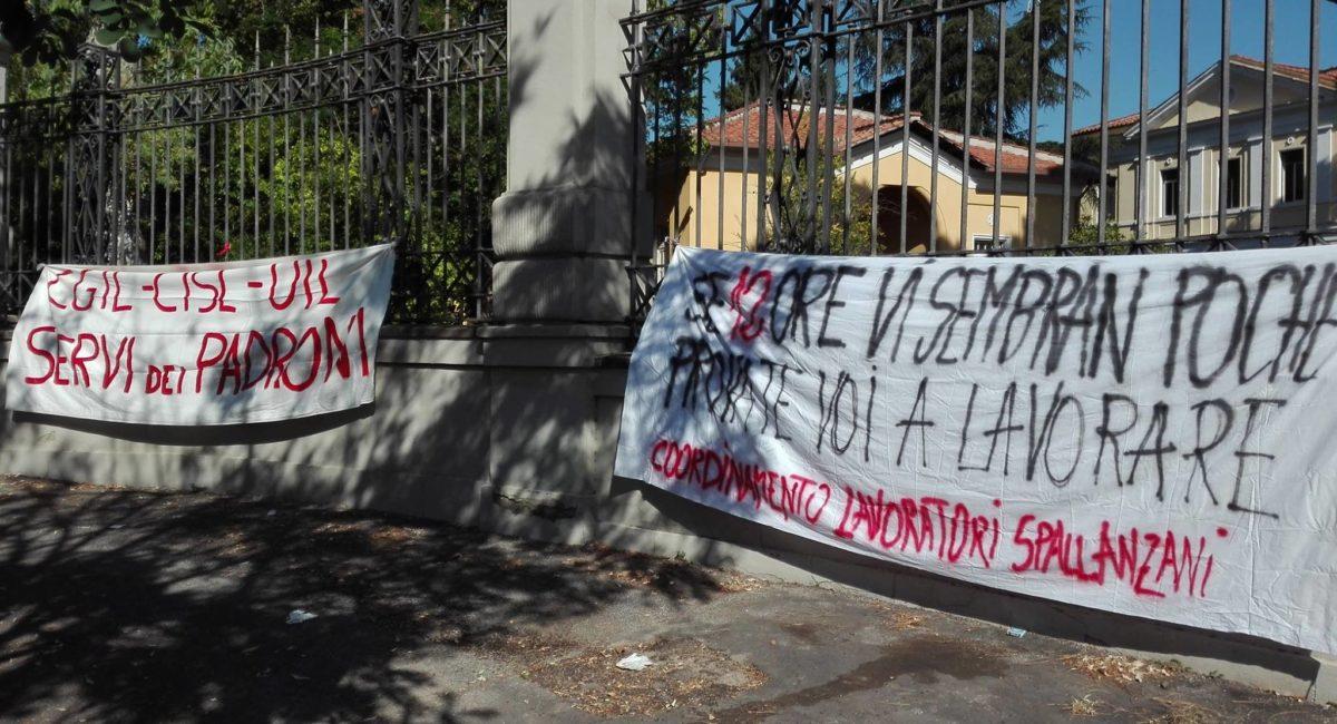 Spallanzani di Roma: lavoratori e pazienti uniti contro tagli e malasanità