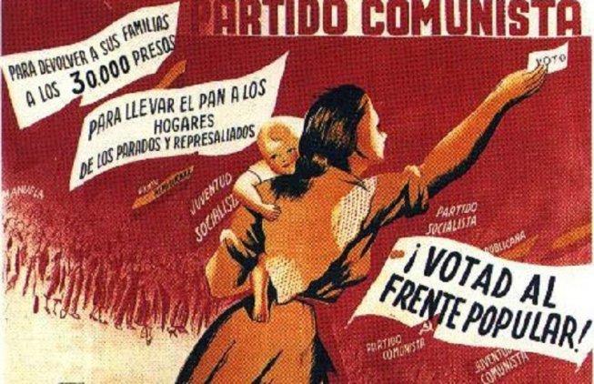 Quando lo stalinismo votò la politica del fronte popolare