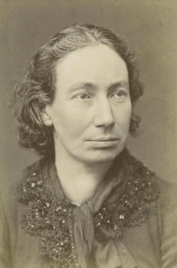 Louise Michel, la combattente della Comune di Parigi