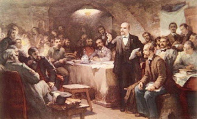 Il II Congresso del POSDR e la divisione tra bolscevichi e menscevichi