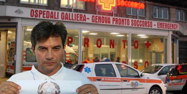 Giù le mani dal compagno Tullio Rossi!
