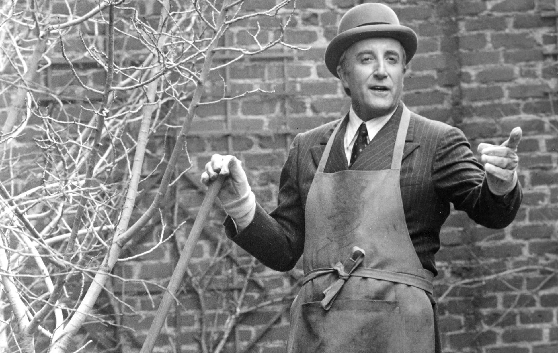 Un giardiniere molto profetico la voce delle lotte for Donare un giardiniere