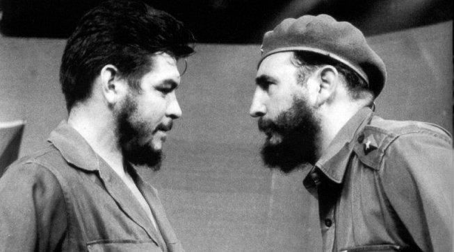 Il Che, Fidel ed il socialismo a Cuba