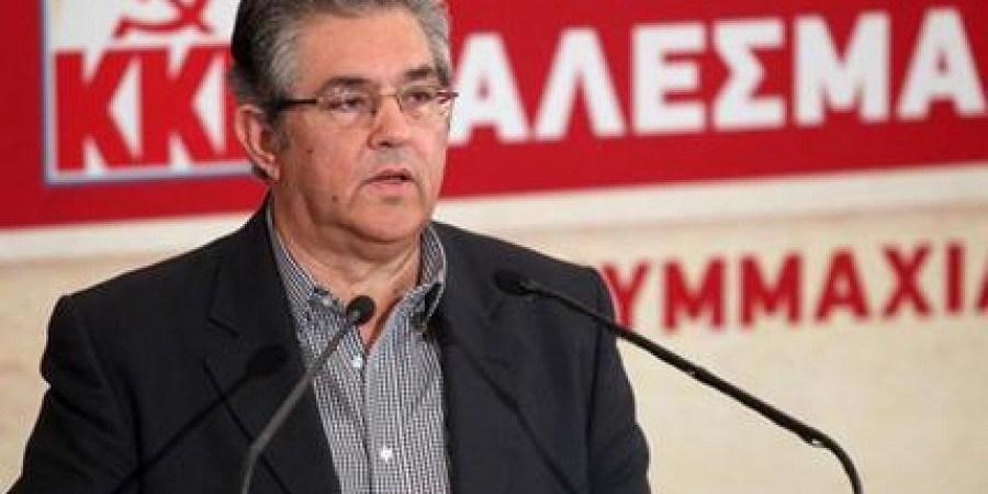 Il KKE, affiliato greco del Partito Comunista di Rizzo, vota contro i diritti degli omosessuali