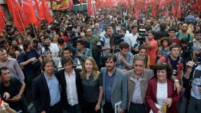 La sinistra anticapitalista mostra la sua forza nelle elezioni in Argentina