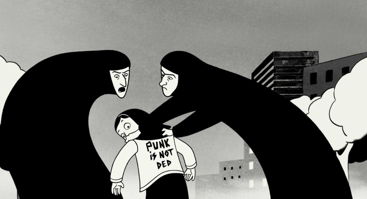 Persepolis: diventare donna tra l'Iran di Khomeini e l'Europa