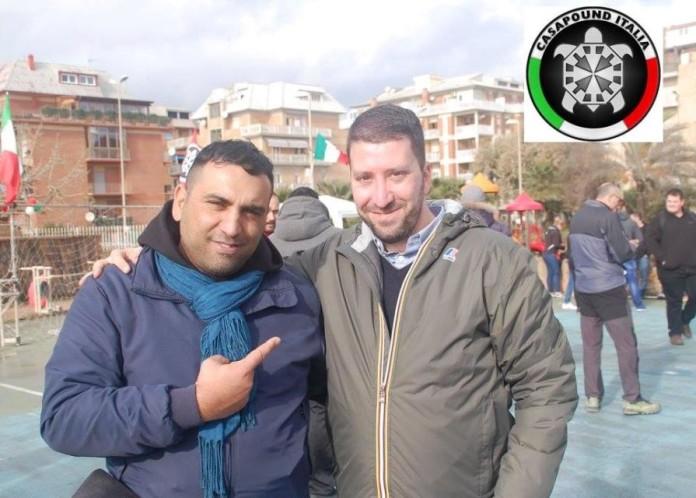 La Mafia di Ostia dichiara il suo sostegno a Casapound