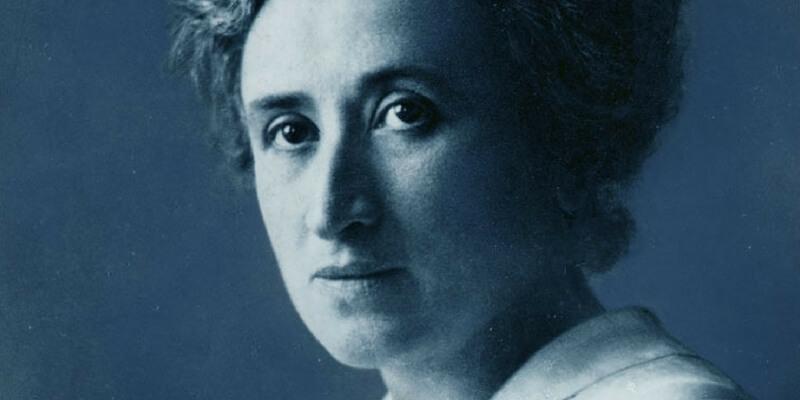 Rosa Luxemburg, la rosa rossa del socialismo