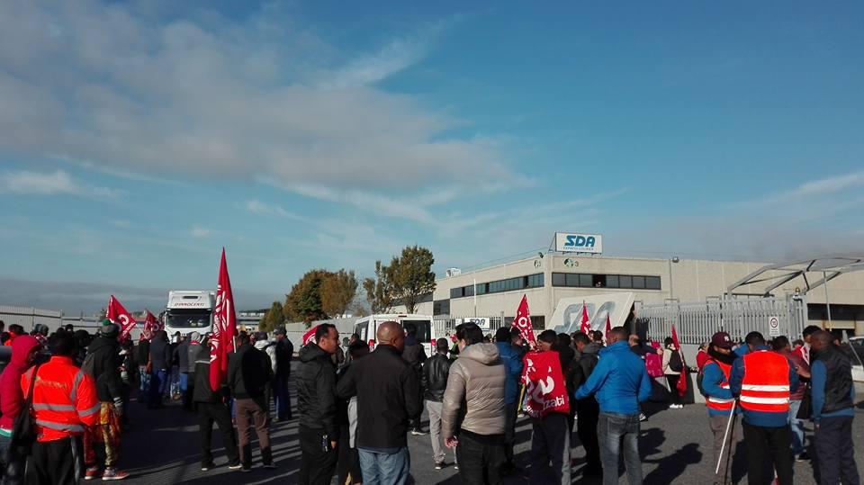 Lo sciopero generale a Roma, comunicato Si Cobas