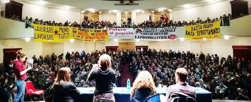 """Una """"Podemos italiana"""" per cambiare le cose? Sul percorso lanciato dai compagni di Je so' pazzo"""