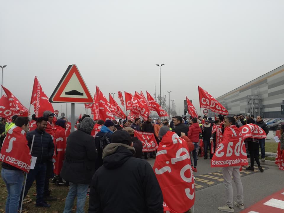 Il Black Friday dei lavoratori: lotte in tutt'Italia e in Europa