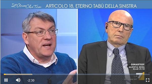 Tre tesi del buon senso di sinistra di Maurizio Landini
