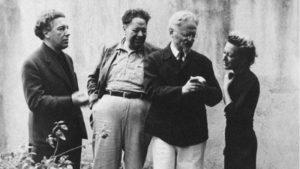 Gli scritti di Trotsky sull'arte e sulla rivoluzione
