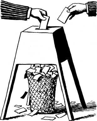 La democrazia borghese