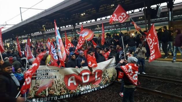 4 giorni di mobilitazioni, scioperi e lotte nella logistica