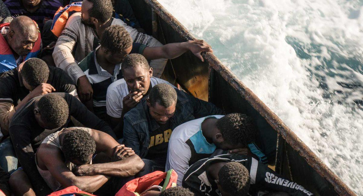 Schiavitù in Libia: Italia e UE responsabili!