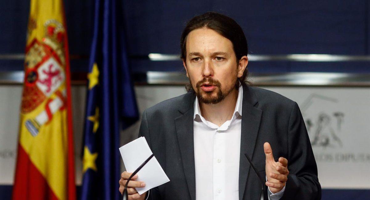 """Iglesias (Podemos):""""Gli indipendentisti catalani hanno risvegliato il fascismo"""""""