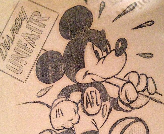 Lo sciopero degli animatori della Disney nel 1941