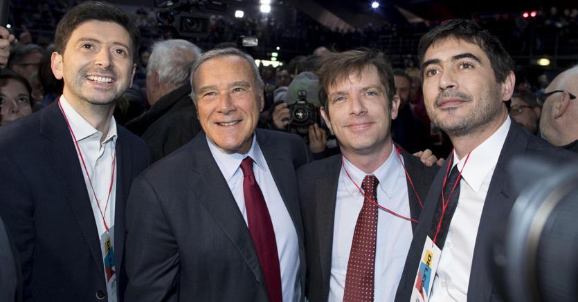 Liberi e Uguali, un nuovo partito al servizio di industriali e banchieri