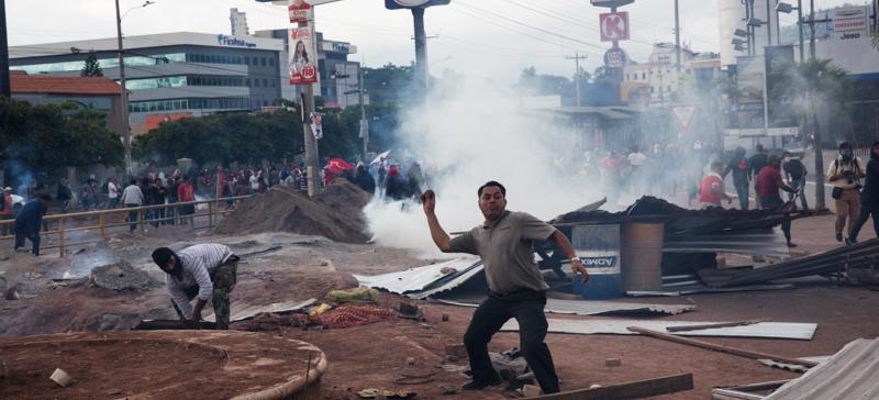 Cosa sta accadendo in Honduras?