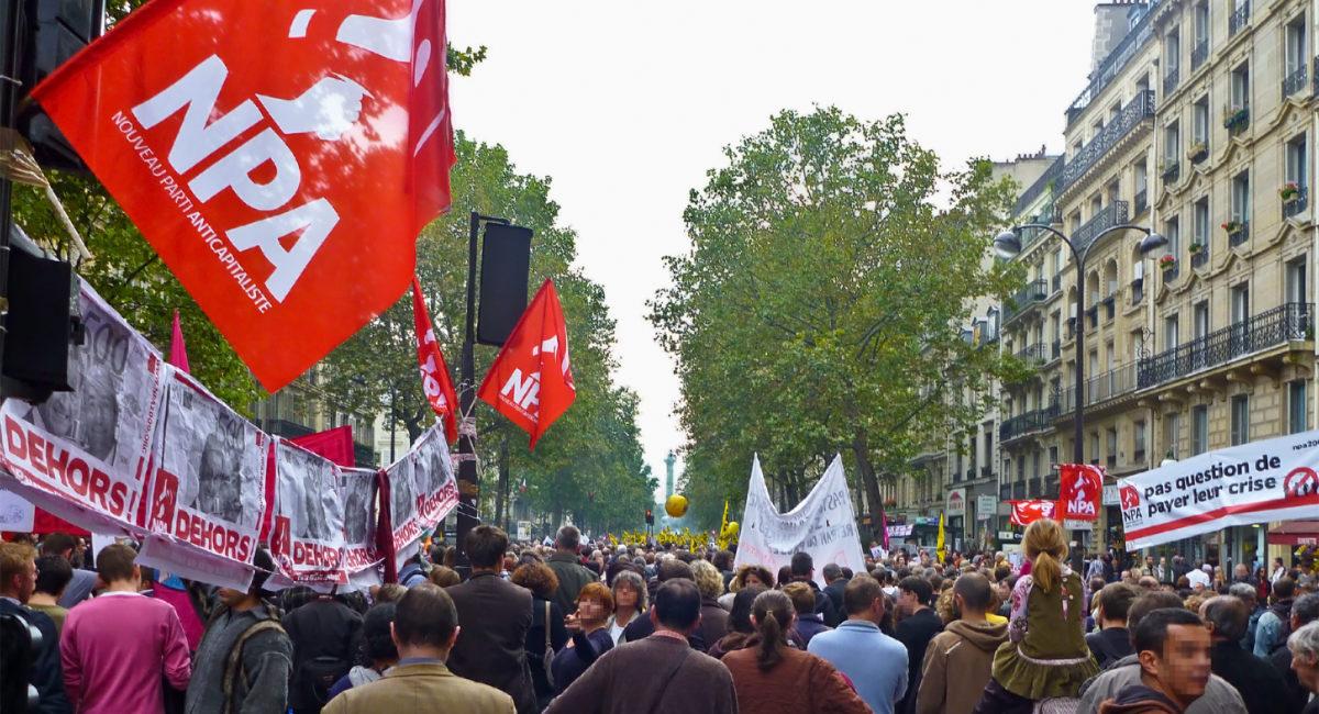 Francia: per un Nuovo Partito Anticapitalista (NPA) rivoluzionario e operaio