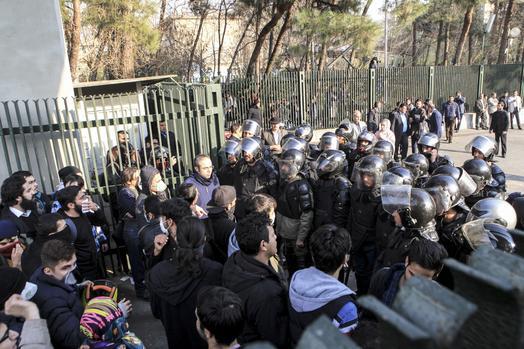 Iran. Fine dei giochi per la contestazione?