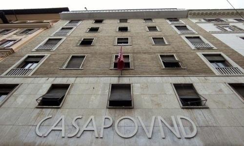Casapound verrà sgomberata dalla classe operaia