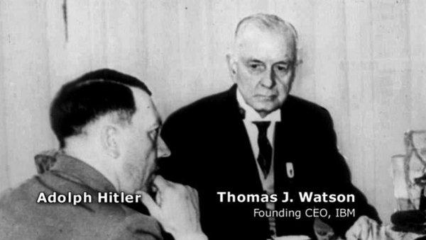 Un esempio del legame fra Stati e capitali: Hitler e le industrie americane