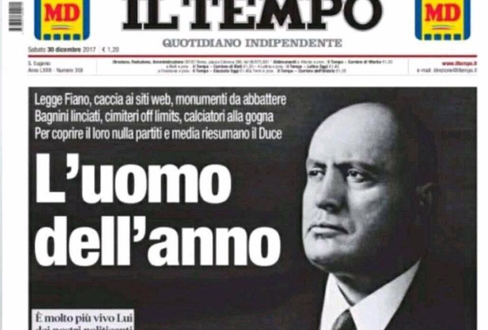 Mussolini è tornato, agli operai il compito di cacciarlo