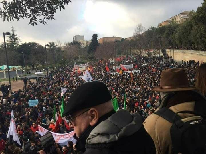 Da Macerata a Roma: il 24 febbraio il movimento operaio e i rivoluzionari si riprendono la scena