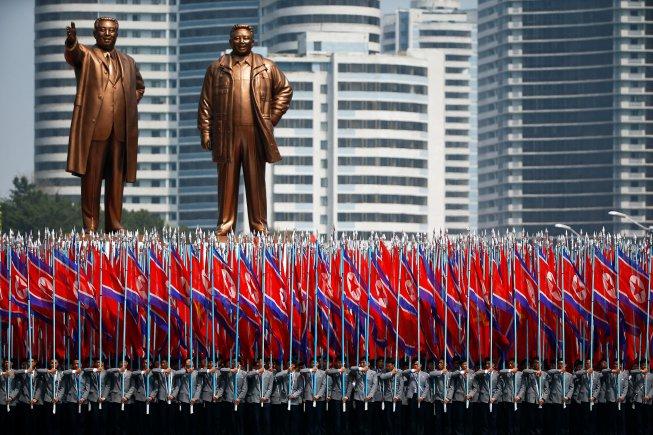 La Corea del Nord tra parate militari e Olimpiadi