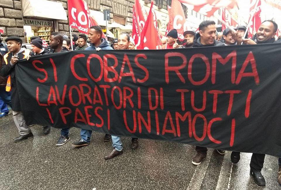 Per un fronte anticapitalista e per la costruzione di un partito operaio rivoluzionario!